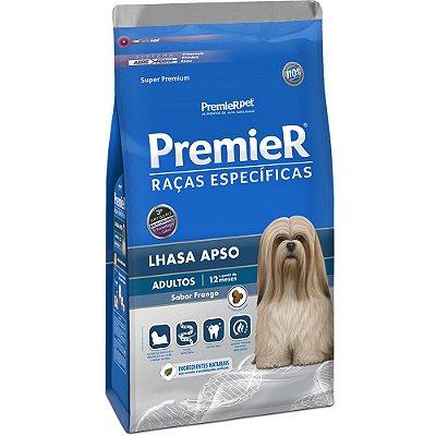Ração Premier Pet Raças Específicas Lhasa Apso Adulto