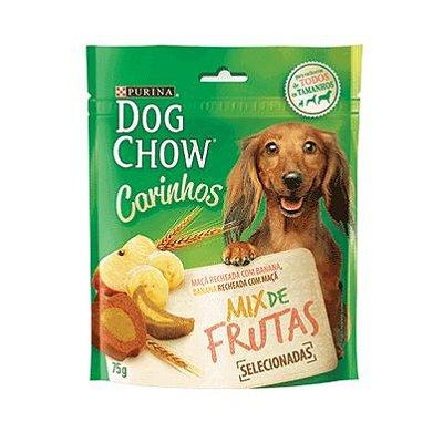 Petisco Nestlé Purina Dog Chow Carinhos Mix de Frutas para Cães 75g