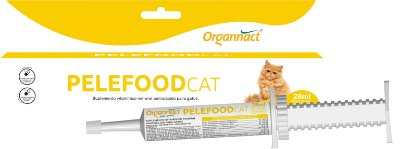 Suplemento Organnact PeleFood Cat - 35g