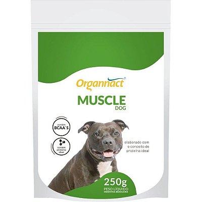 Suplemento Muscle Dog Sache  Organnact 250 g