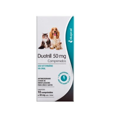 Duotril 50 Mg Blister Com 10 Comprimidos