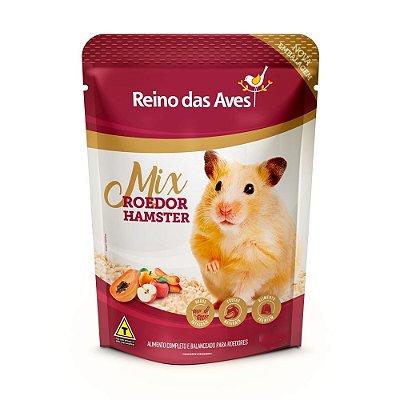 Ração Reino Das Aves Hamster Gold Mix-500g