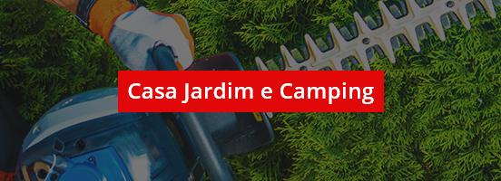 Casa Jardim e Camping