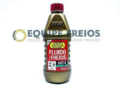 FLUIDO DE FREIO DOT 4 - 500ML