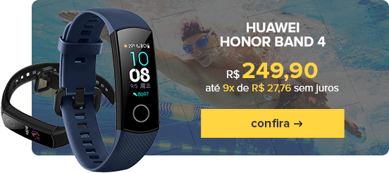 Mini Banner - Huawei Honor Band 4