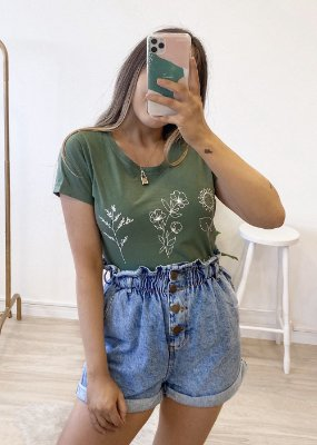 t-shirt to bloom