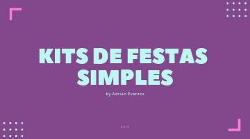 Kits de Festa Simples