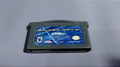 Jogo SpiderMan 2 GameBoy Advance