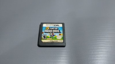 Jogo New Super Mario Bros Nintendo Ds