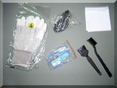 INTERMEDIATE ANTI-STATIC KIT
