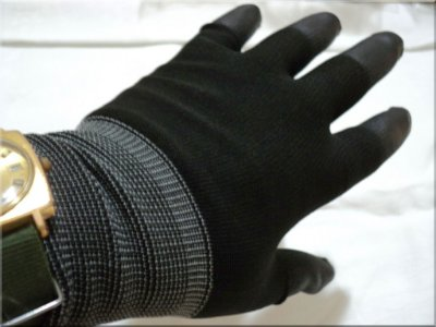 BLACK CARBON ANTI-STATIC GLOVE