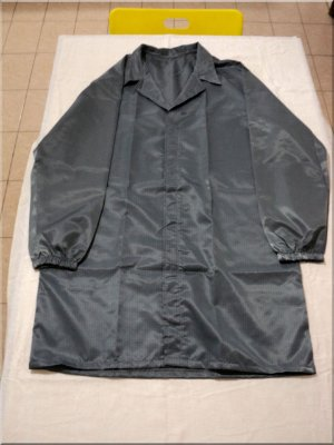 ANTI-STATIC COAT (jalecos antiestáticos)