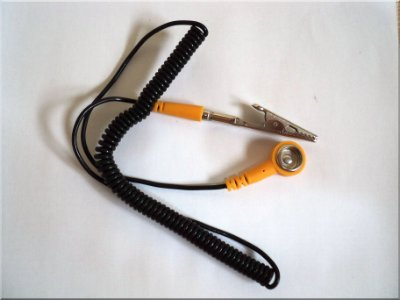 SIMPLE ANTISTATIC GROUNDING CABLE (cabo. at. simples)