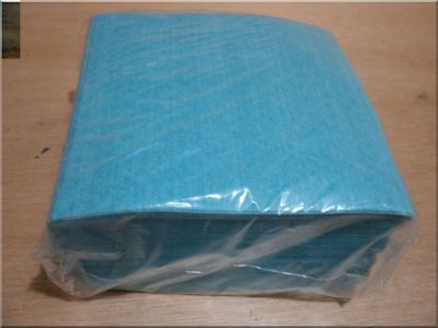 BLUE CELLULOSE WIPERS PACKAGE