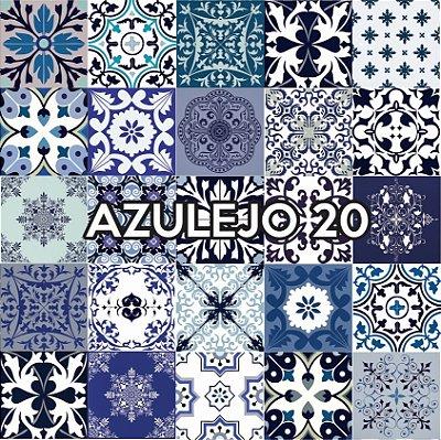Azulejo 20 - Rolo 240x48