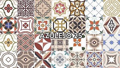 Azulejo 25 - Rolo 240x48