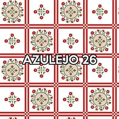 Azulejo 26 - Rolo 240x48