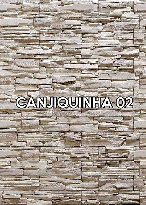 PEDRAS CANJIQUINHA 02 - 0,48 x 2,70