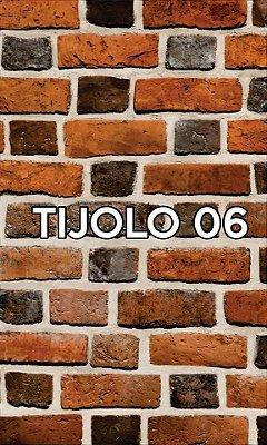 TIJOLO 06 - 0,50 X 2,60
