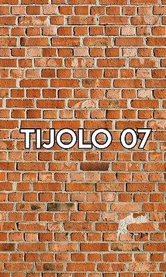 TIJOLO 07 - 0,50 X 2,60