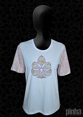 Camiseta Logo Pinha Cores  - Pinha Originals