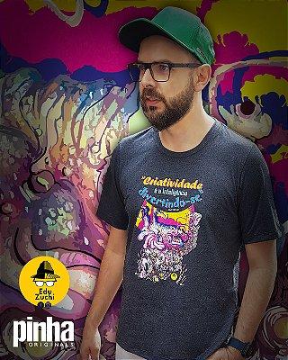 Camiseta Entidade Clarp - Edu Zuchi