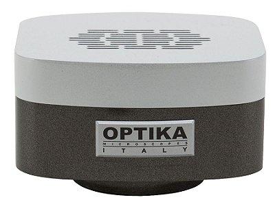 Câmera CCD Colorida Refrigerada de 5 Megapixels para Aplicações de Fluorescência Optikam Pro Cool 5