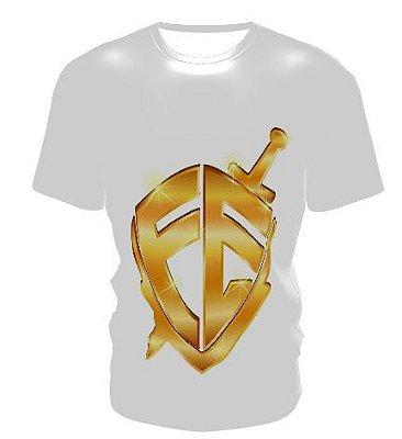Camiseta Personalizada Escudo de FÉ