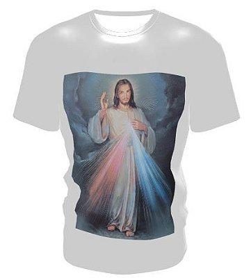 Camiseta Personalizada Jesus Misericordioso