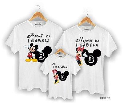 Camisetas Personalizadas Para aniversários