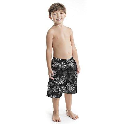 Bermuda Masculina Infantil Costela Adão
