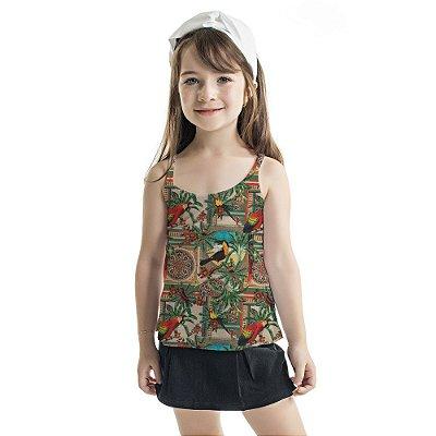 Regata Summer Infantil Mandala
