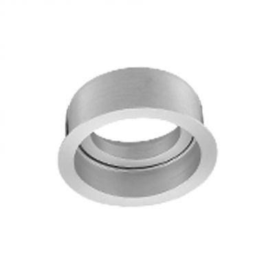 Acessório Bella Iluminação Antiofuscante Ajustavel Para Spot Bella Iluminação Metal Branco NS53B