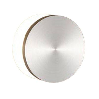 Arandela Bella Iluminação Embutida Neat Redonda LED Metal 5,2x6cm 1 LED 2,5W 110v 220v Bivolt NS1906 Sala Estar Corredores