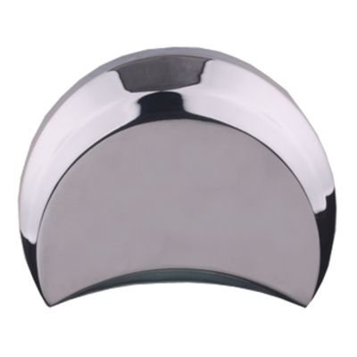 Balizador Bella Iluminação LED Thin Sobrepor Metal Cromo 3x11cm 3 LED 1W 110v 220v Bivolt YD617C Saguão Quartos