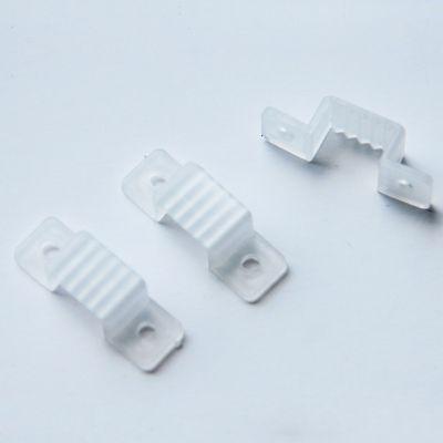 Bracadeira para Fita LED Plastico Translucido LP088 Bella