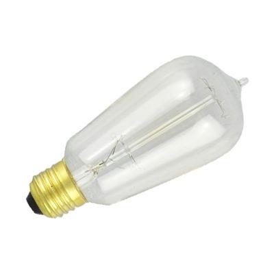 Lampada Bella Iluminação LED E27 Translucido 40W Filamento Carbono LP047B