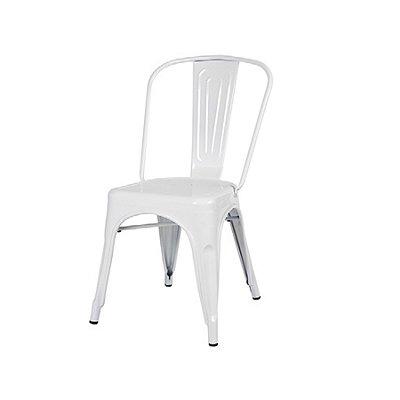 Cadeira Design Fratini Tolix Iron Francesinha Xavier Pauchard Branca Cozinhas Berlin