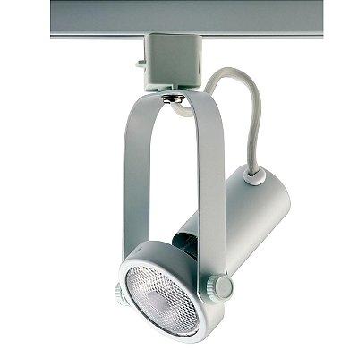 SPOT TRILHOS QSP901-BR Quality Iluminação 1XPAR20 BRANCO 6,8X17,3CM