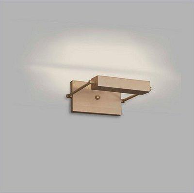 ARANDELA Usina Design PÉRGOLA MÓVEL 5790/1 Sala Estar Banheiros Lavabos Quartos PALITO LED CURTA R7S 250x120x250