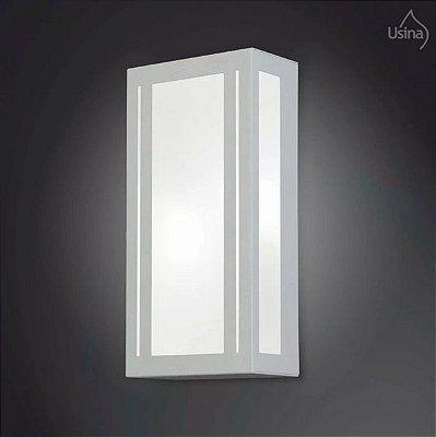 ARANDELA Usina Design RETANGULAR 5155/40 2 E27 150x400x75
