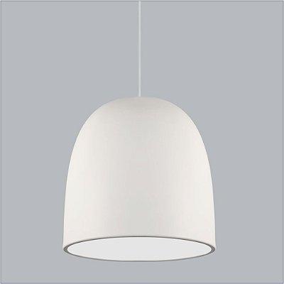 PENDENTE Usina Design AUGE com DIFUSOR 16055/30 Quartos Sala Estar Cozinhas 1 E27 Ø300X315X1000
