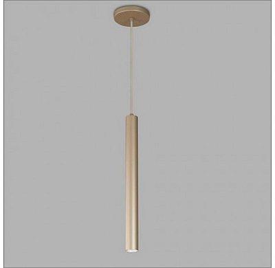 PENDENTE Usina Design DUCTO Ø22 mm 16258/40 Quartos Sala Estar Cozinhas 1 G9 Ø110X400X1000