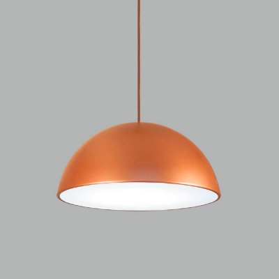 PENDENTE Usina Design ORBE com DIFUSOR 16085/48 Quartos Sala Estar Cozinhas 3 E27 Ø480X1000