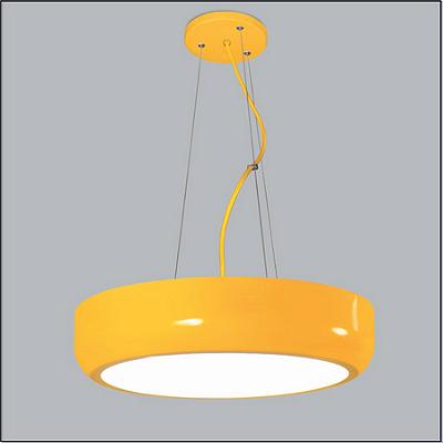 PENDENTE Usina Design REDONDO JUPITER 4141/40 Sala Estar Cozinha Quartos 4 E27 Ø 400X115