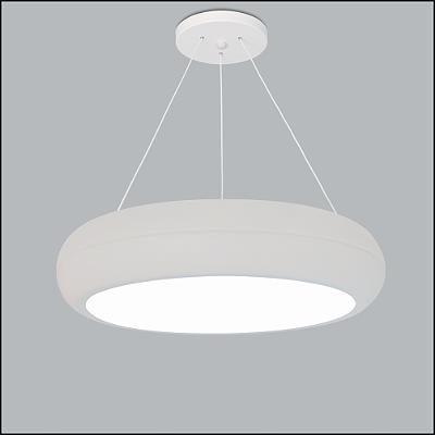 PENDENTE Usina Design REDONDO RING 4191/60 Sala Estar Cozinhas Quartos 5 E27 Ø 600X100