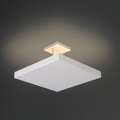 Plafon Usina Design  acrílico leitoso 30x30 Teto Sala Quarto Cozinha Balcão Comercial Loja 252/2e Usina Design