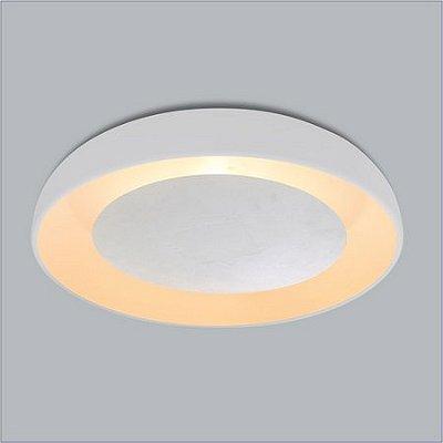 PLAFON Usina Design REDONDO PLUTÃO 4203/40 Sala Estar Cozinhas Quartos 2 E27 MINI Ø 400X90