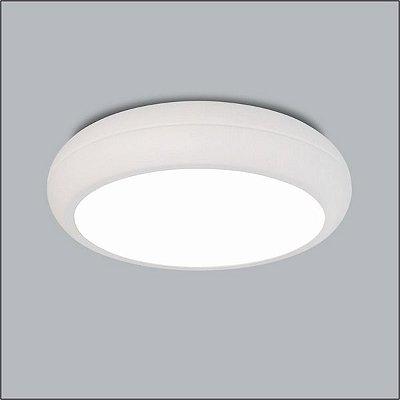 PLAFON Usina Design REDONDO RING 4190/40 Sala Estar Cozinhas Quartos 3 E27 Ø 400X100