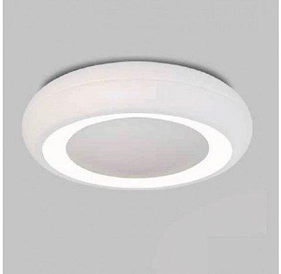 PLAFON Usina Design REDONDO VENUS 4160/60 Sala Estar Cozinhas Quartos 05 G9 Ø 600X100